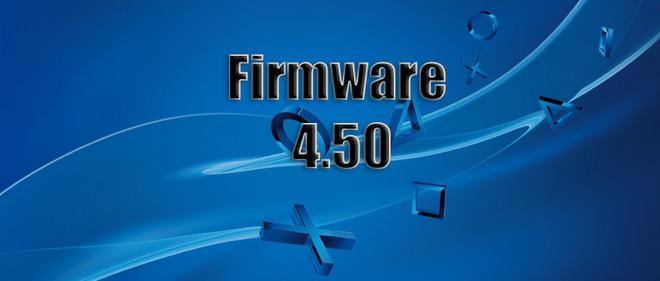 [PS4] Mise à jour du firmware 4.50