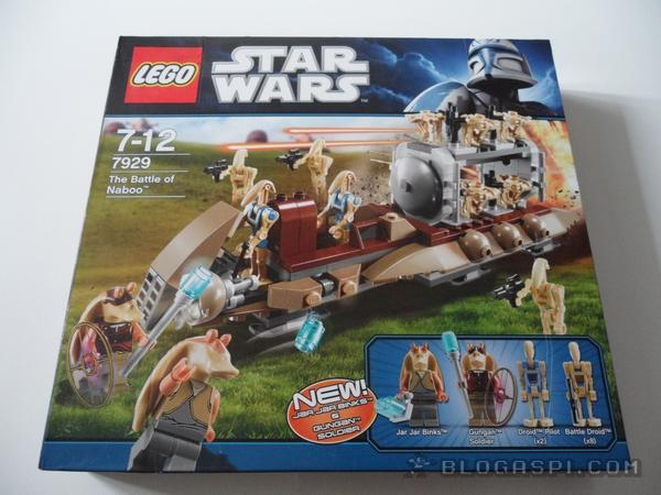 lego star wars battle of naboo instructions