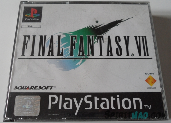 FFVII PS1