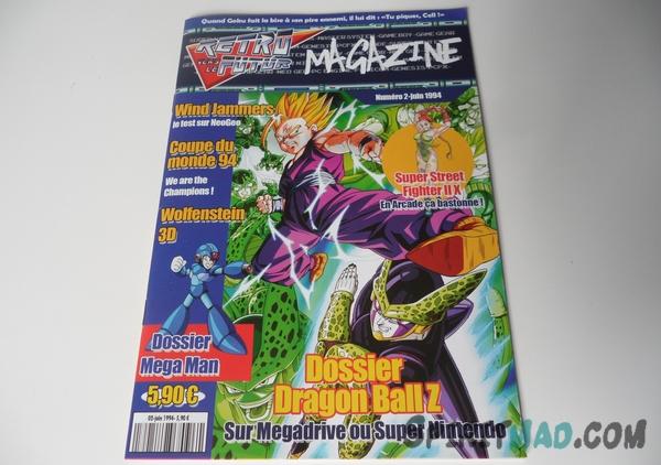 Retro vers le futur magazine