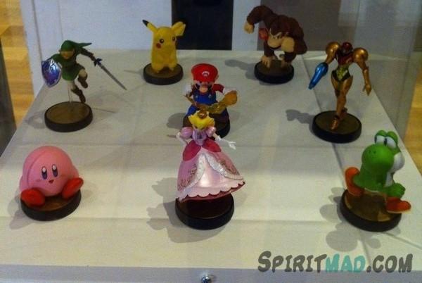 Figurines Amiibo Nintendo