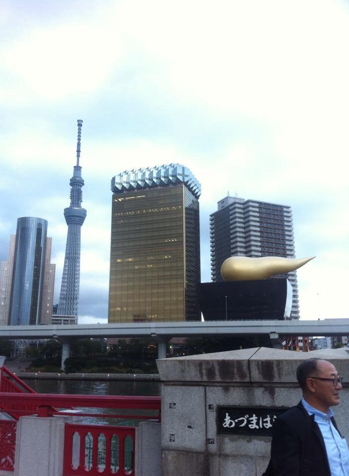 La Tokyo Sky Tree mesure 634m !