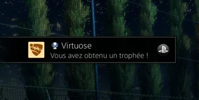 Rocket League Platine