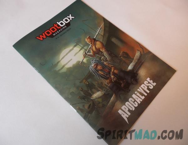 Wootbox Octobre 05