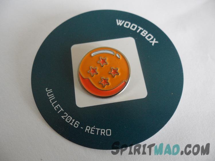 Wootbox Juillet 06