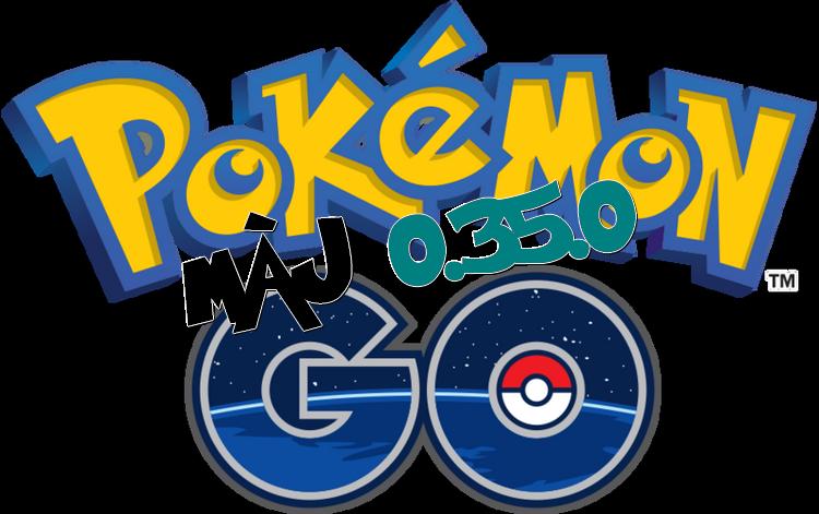 PokemonGo Maj 0.35.0