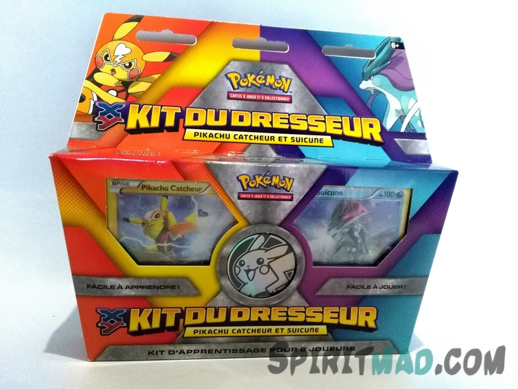 kit du dresseur pokemon