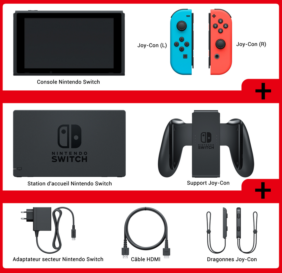 nintendo switch jeux boite